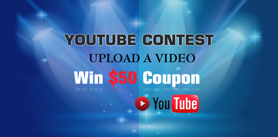 join youtube contest to win $50